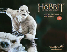 Azog The Defiler On Warg Weta (new)