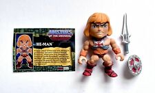 The Loyal Subjects MOTU Action Vinyls He-Man Figure With Accessories and Card