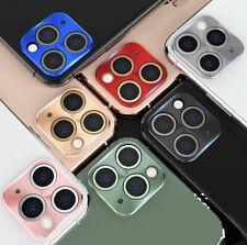 Titanium Alloy Camera Lens Screen Protector Film Guard For iPhone 11 Pro Max