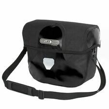 Ortlieb Ultimate Six Classic Handlebar Bag, Black
