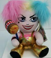 "Kidrobot DC Comics Birds of Prey Harley Quinn 7"" Plush Toy New"