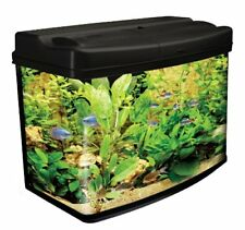 Fish Pod Glass Aquarium Fish Tank - 64 L 03320 By Interpet