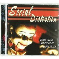 SOCIAL DISTORTION - WHITE LIGHT WHITE HEAT WHITE TRASH  CD 12 TRACKS METAL NEUF