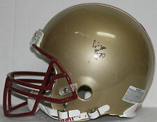 Boston College Eagles Riddell Full Size Authentic VSR4 Football Helmet