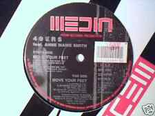 """49ERS feat. ANNE MARIE SMITH Move your feet 12"""""""