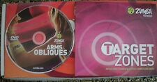 Zumba Fitness Target Zones Arms & Obliques Never Used