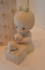 """Precious Moments """"Always Room For One More"""" C-0109 1989 Charter Member Mib"""