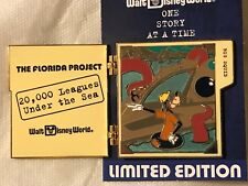 Disney Florida Project Building One Story at a Time 20000 Leagues LE 750 Pin