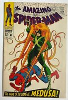 Amazing Spider-Man #62 - Medusa Marvel Spidey ASM Comics