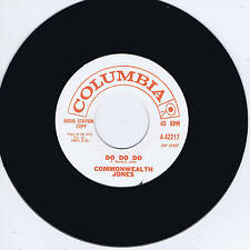 COMMONWEALTH JONES (aka Ronnie Dawson) - DO DO DO (Killer ROCKABILLY Bop) Repro