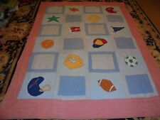 Nice Boy's All Sports Quilt