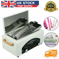 Dry Heat Sterilizer Dental Autoclave Nail Tools Tattoo Beauty Salon Portable UK