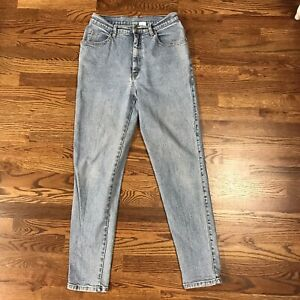 Vintage Levi's Orange Tab High Waist Tapered 29 X 29 Light 10912 size 7 women's