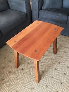 NEW! STICKLEY Metropolitan End Table W/Drawer (Solid Cherry and Walnut)