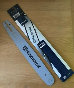 "Genuine Husqvarna 585950868 Chainsaw Guide Bar 18"" 3/8 .058 68 (for 562 365 etc)"