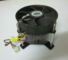 DISIPADOR VENTILADOR CPU COOLER MASTER CM12V 775 4 PIN INCLUYE SOPORTE INFERIOR