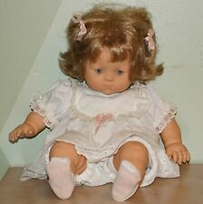 Blonde baby doll, vintage collectible