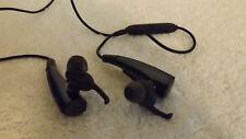 BLUETOOTH Neckband Headphones Earphone FOR Sports Gym Running  METALLIC NAVY