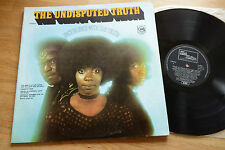The Undisputed Truth face to face with the Truth LP Gordy Motown g-959l