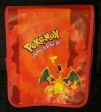Genuine Nintendo Pokemon Charizard Messenger Bag Satchel  - Vintage / Retro 2000