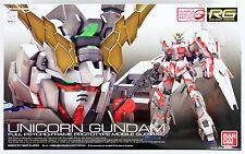 Bandai RG-25 Gundam Unicorn Gundam 1/144 Scale Kit