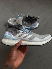 Adidas Ultra Boost Mid, Light Granite, UK 9.5