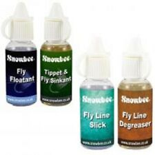 Snowbee Floatant Sinkant & Line Dressings Trout Game Fly Fishing 1st Class Post