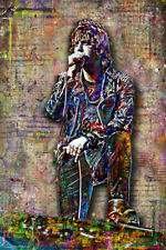 Julian Casablacas of The Strokes 12x18inch Poster Strokes Tribute Free Shipping