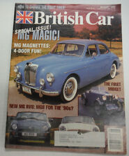 British Car Magazine MG Magic New RV8 August 1993 072415R