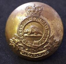 Royal Canadian Army Pay Corps RCAPC QC 26mm Tunic Button JR Gaunt Montreal