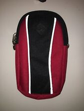 Cellphone Cell Sports Carrying Bag With Body Strap And Belt Strap
