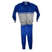 Vtg 70s 80s MACGREGOR Polyester Track Suit Jacket Pants Mens Size XL