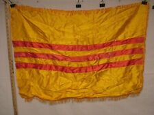 flag1458 Vietnam Rvn National Flag Country South 36x26 satin W10E
