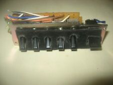 Yaesu Ft-301D Bat switch assembly with Pb-1450 Used
