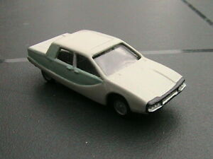 Kleinserie 1971 Prototyp NSU RO 80 Pininfarina von ADP Maßstab H0 / 1:87