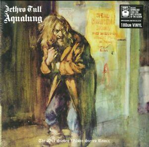 Jethro Tull Aqualung (New Stereo Mix) Vinile Lp 180 Grammi Nuovo Sigillato