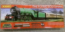 HORNBY R1167 Flying Scotsman Electric train Set DCC Ready