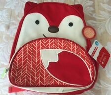 Skip Hop Zoo Child's Backpack Whimsical Fox Skip Hop Age 3 and Up