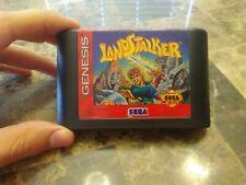 Landstalker (Sega Genesis, 1993) Cart Only Tested Works