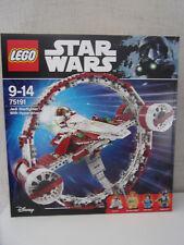 Lego Star Wars 75191 Jedi Starfighter Hyperdrive Jango Boba Fett OBI R4