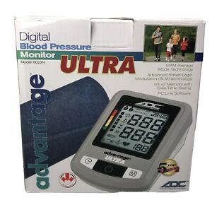 ADC Advantage ULTRA 6023N Automatic Smart Logic Technology Digital BP Monitor