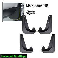 4pcs Car Front Rear Universal Mud Flaps Splash Guards Mudflaps Mudgurads Fender