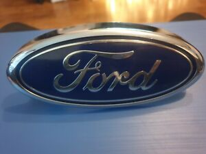 Ford Focus MK2 Front Grille Swivel Badge Genuine Used Part Transit Connect Cmax
