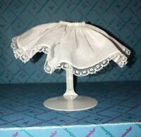 Madame Alexander Original White Slip With  Lace for 8'' Dolls