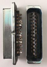 2 Stück 23polige Amphenol Tuchel T2700 Messerleisten für Telefunken Neumann BFE