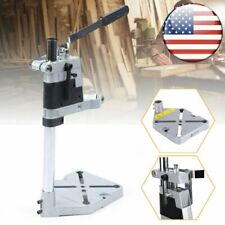 Bench Drill Press Holder Grinder Bracket Table Stand Clamp Electric Repair Tool