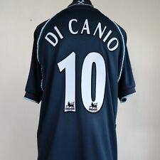West Ham United Away/3rd Calcio Camicia Adulti Grandi di Nio #10 1999/2001