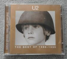 U2 - The Best Of 1980-1990 - Original 2 CD Issue for the UK