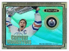 2019-20 Upper Deck Stature Century Momentous GREEN Inserts Pick From List #/99
