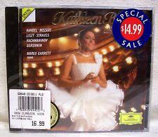 Kathleen Battle (Soprano) At Carnegie Hall CD Garrett On Piano NEW in Plastic CD